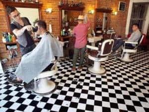 jasa barber shop