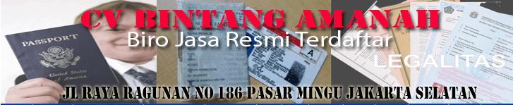 Biro Jasa CV BINTANG AMANAH