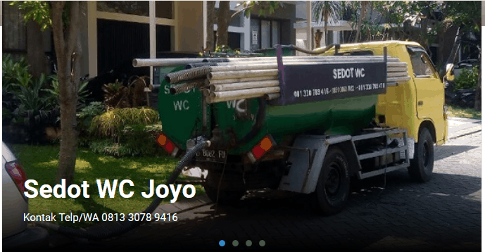 JOYO Sedot WC Murah Surabaya