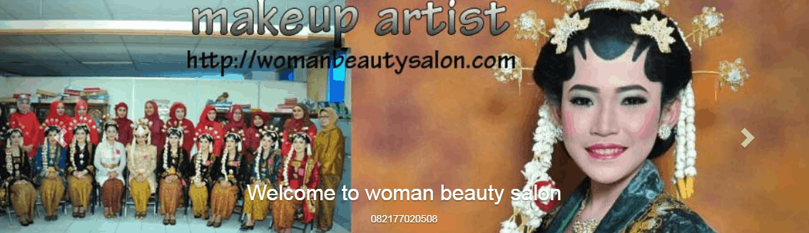 Make-Up Artist Jakarta By Womanbeauty salon