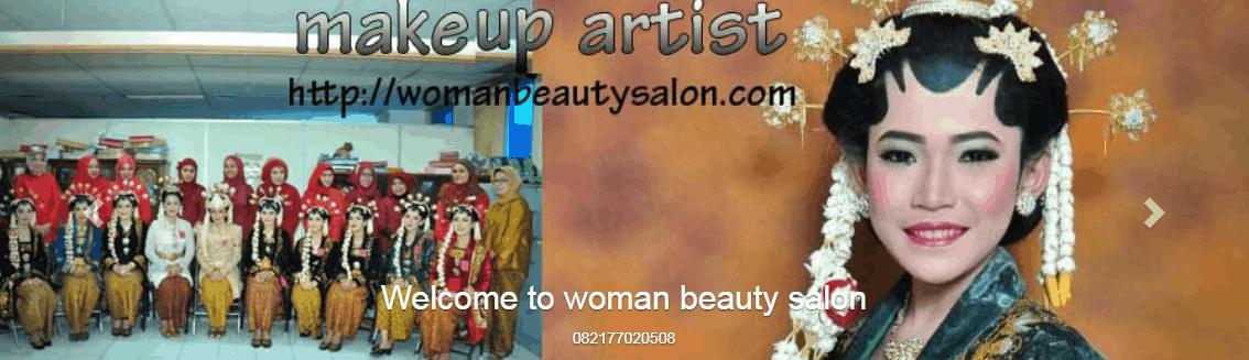 Make-Up Artist Jakarta By Womanbeauty salon