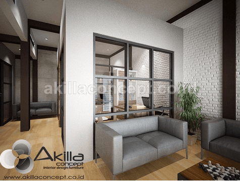 Jasa Desain Interior Minimalis Dan Kitchen Set Murah Surabaya