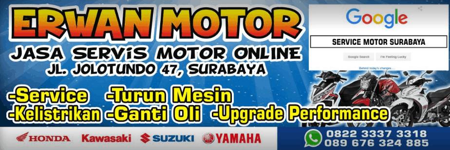 Servis Motor Panggilan Surabaya