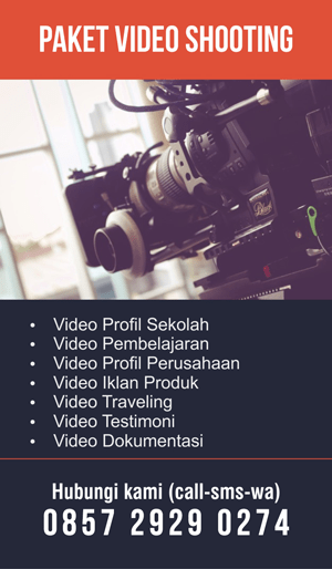 Jasa Edit Video Youtube Bogor
