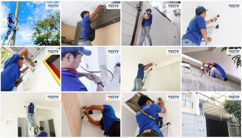 <b>Jasa Pasang CCTV Jakarta Bekasi Terbaik dan Terpercaya Untuk Rumah Kantor Ruko Toko Gudang Pabrik</b>